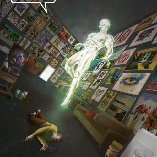 Ilustración revista Canarias Creativa