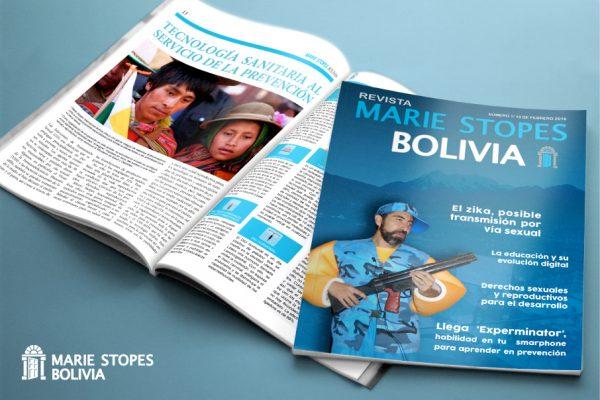 Diseño gráfico maquetación revista